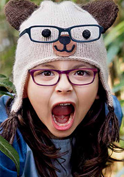 View our range of kids glasses