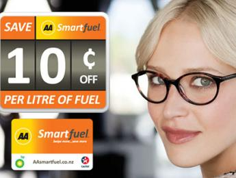 10c Per Litre Smart Fuel Offer
